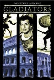 Demétrio E Os Gladiadores - Poster / Capa / Cartaz - Oficial 1