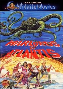 Guerreiros da Atlântida - Poster / Capa / Cartaz - Oficial 3