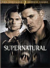 Sobrenatural (7ª Temporada) - Poster / Capa / Cartaz - Oficial 1