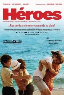 Héroes - Poster / Capa / Cartaz - Oficial 1