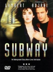 Subway - Poster / Capa / Cartaz - Oficial 2