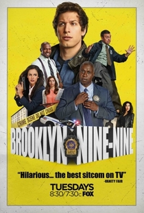 Brooklyn Nine-Nine (1ª Temporada) - Poster / Capa / Cartaz - Oficial 2
