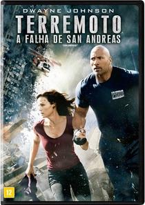 Terremoto: A Falha de San Andreas - Poster / Capa / Cartaz - Oficial 7