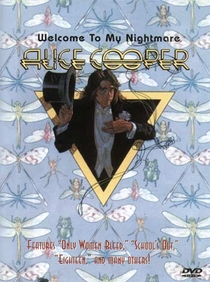 Welcome to My Nightmare - Poster / Capa / Cartaz - Oficial 1