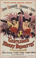 Cavalheiros se casam com Morenas (Gentlemen Marry Brunettes)