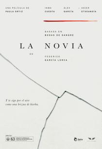 La Novia - Poster / Capa / Cartaz - Oficial 3