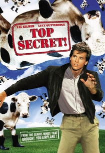 Top Secret! Super Confidencial  - Poster / Capa / Cartaz - Oficial 5
