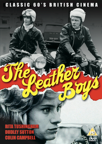 The Leather Boys - Poster / Capa / Cartaz - Oficial 1