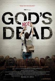Deus Não Está Morto - Poster / Capa / Cartaz - Oficial 1