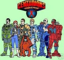 Os Centurions - Poster / Capa / Cartaz - Oficial 2