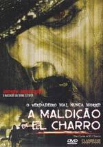 A Maldição de El Charro - Poster / Capa / Cartaz - Oficial 1