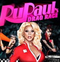RuPaul & a Corrida das Loucas (1ª Temporada) - Poster / Capa / Cartaz - Oficial 3