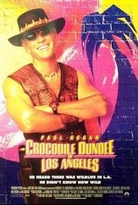 Crocodilo Dundee em Hollywood - Poster / Capa / Cartaz - Oficial 1