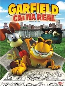 Garfield Cai na Real - Poster / Capa / Cartaz - Oficial 2