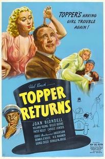 O Retorno de Topper - Poster / Capa / Cartaz - Oficial 1
