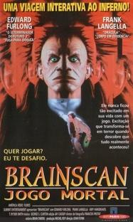 Brainscan - O Jogo Mortal - Poster / Capa / Cartaz - Oficial 5