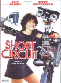 Short Circuit: O Incrível Robô - Poster / Capa / Cartaz - Oficial 4