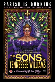 The Sons of Tennessee Williams - Poster / Capa / Cartaz - Oficial 1