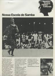 Nossa Escola de Samba - Poster / Capa / Cartaz - Oficial 3