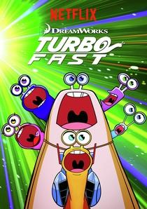 Turbo FAST (2ª Temporada) - Poster / Capa / Cartaz - Oficial 1