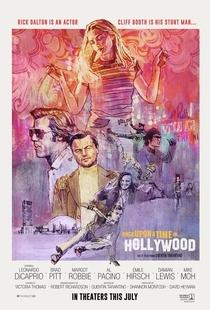 Era Uma Vez em... Hollywood - Poster / Capa / Cartaz - Oficial 2