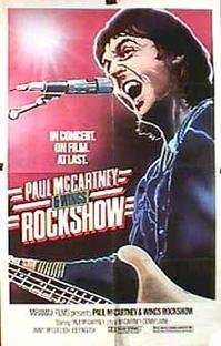 Rockshow - Poster / Capa / Cartaz - Oficial 1