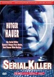 Serial Killer - Poster / Capa / Cartaz - Oficial 1