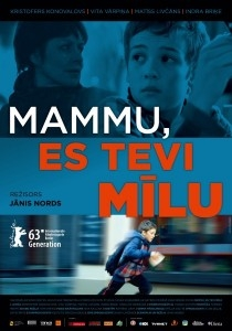 Mãe, Eu Te Amo - Poster / Capa / Cartaz - Oficial 1