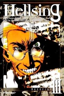 Hellsing - Poster / Capa / Cartaz - Oficial 20