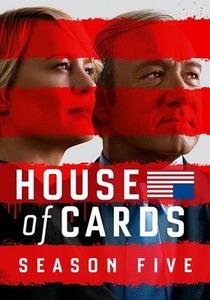 House of Cards (5ª Temporada) - Poster / Capa / Cartaz - Oficial 2