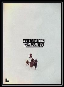 A Viagem dos Comediantes - Poster / Capa / Cartaz - Oficial 7