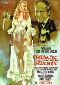 Black Story - La Historia Negra de Peter P. Peter - Poster / Capa / Cartaz - Oficial 1