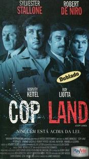 Cop Land - Poster / Capa / Cartaz - Oficial 3