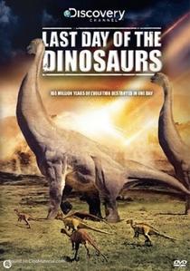 O Último Dia dos Dinossauros - Poster / Capa / Cartaz - Oficial 4