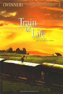 Trem da Vida - Poster / Capa / Cartaz - Oficial 1