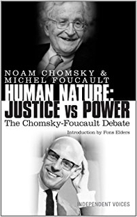 Debate Noam Chomsky & Michel Foucault: natureza humana - Poster / Capa / Cartaz - Oficial 2