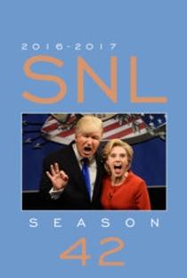 Saturday Night Live (42ª Temporada) - Poster / Capa / Cartaz - Oficial 1