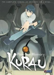 Kurau Phantom Memory - Poster / Capa / Cartaz - Oficial 1
