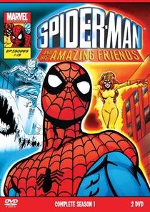 Homem Aranha e Seus Incríveis Amigos (1ª Temporada) - Poster / Capa / Cartaz - Oficial 1