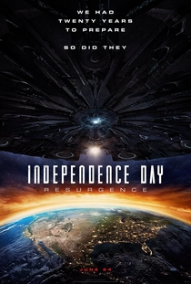 Independence Day: O Ressurgimento - Poster / Capa / Cartaz - Oficial 4