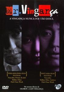 Mr. Vingança - Poster / Capa / Cartaz - Oficial 3