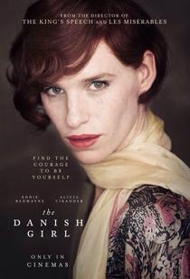 A Garota Dinamarquesa - Poster / Capa / Cartaz - Oficial 5