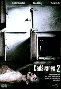 Cadáveres 2 - Poster / Capa / Cartaz - Oficial 1