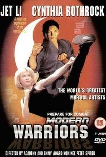 Modern Warriors - Poster / Capa / Cartaz - Oficial 1