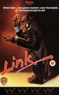 Link - O Animal Assassino - Poster / Capa / Cartaz - Oficial 3