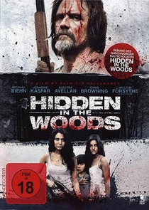 Hidden in the Woods - Poster / Capa / Cartaz - Oficial 4