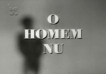 O Homem Nu - Poster / Capa / Cartaz - Oficial 3