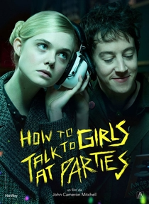 How to Talk to Girls at Parties - Poster / Capa / Cartaz - Oficial 7
