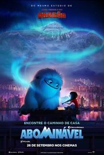Abominável - Poster / Capa / Cartaz - Oficial 12