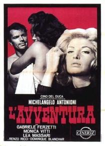 A Aventura - Poster / Capa / Cartaz - Oficial 9
